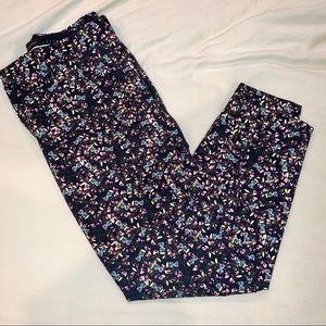 Sloan pants floral